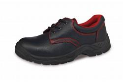 CIPŐ FÉLCIPŐ FF SC-02-001  36-OS  201014660036  511201014660036  Biztonsági cipő acél orrmerevítővel, sav- és üzemanyagálló PU talp, kompozitbőr felsőrész.
