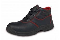 BAKANCS FF SC-03-001 S1P  35-ÖS  0202047760035  511202047760035  Biztonsági cipő acél orrmerevítővel, átszúrás elleni köztalp, sav- és üzemanyagálló PU talp, kompozitbőr felsőrész.