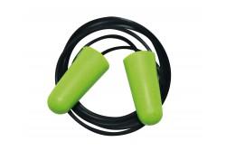 FÜLDUGÓ COMFORT PLUG CORDED ZSINORRAL 0401007899999  511401007899999  Egyszer használatos füldugó nagyon puha PU anyagból, zsinórral. Ergonómikus formája megkönnyíti a behelyezést. Kényelmes, kiválóan illeszkedik a hallójáratban. EN 352-2