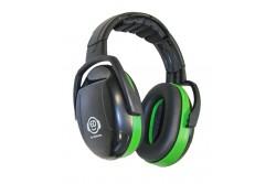 FÜLVÉDŐ ED 1H ZÖLD 0402007399999  511402007399999  Hallásvédő fültok tartós, könnyen állítható szélesen párnázott, kényelmes műanyag fejpánttal, puha fülpárnákkal. Kompakt forma, az elakadás veszélyének csökkentéséért, pl. szűk helyeken. 227g, EN 352-1:2002