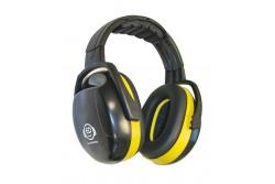 FÜLVÉDŐ FF ED 2H SÁRGA 0402007499999  511402007499999  Hallásvédő fültok tartós, könnyen állítható szélesen párnázott, kényelmes műanyag fejpánttal, puha fülpárnákkal. Kompakt forma, az elakadás veszélyének csökkentéséért, pl. szűk helyeken. 248g, EN 352-1:2002
