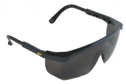 VÉDŐSZEMÜVEG TERREY FÜSTSZÍNŰ 0501036506999  511501036506999  Állítható szárhosszú szemüveg, speciálisan tervezett az ipariban dolgozók számára, F osztályú látómező karcálló réteggel, ISO 9001.