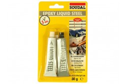 EPOXY LIQUID STEEL RAGASZTÓ 2X15 ML SOUDAL 124932  537124932