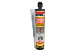 SOUDAFIX P300-SF PU BETONRAGASZTÓ TÖMÍTŐ 280 ML SOUDAL 124953  537124953