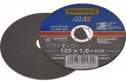 VÁGÓTÁRCSA INOX 115X1X22 MODECO N68911  52768911